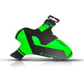 """Riesel Design schlamm:PE Parafango anteriore 26-29"""", verde/nero"""